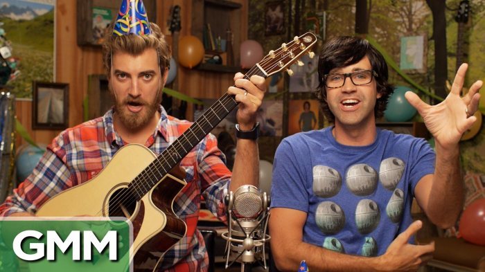 Why everybody should watch Good Mythical Morning